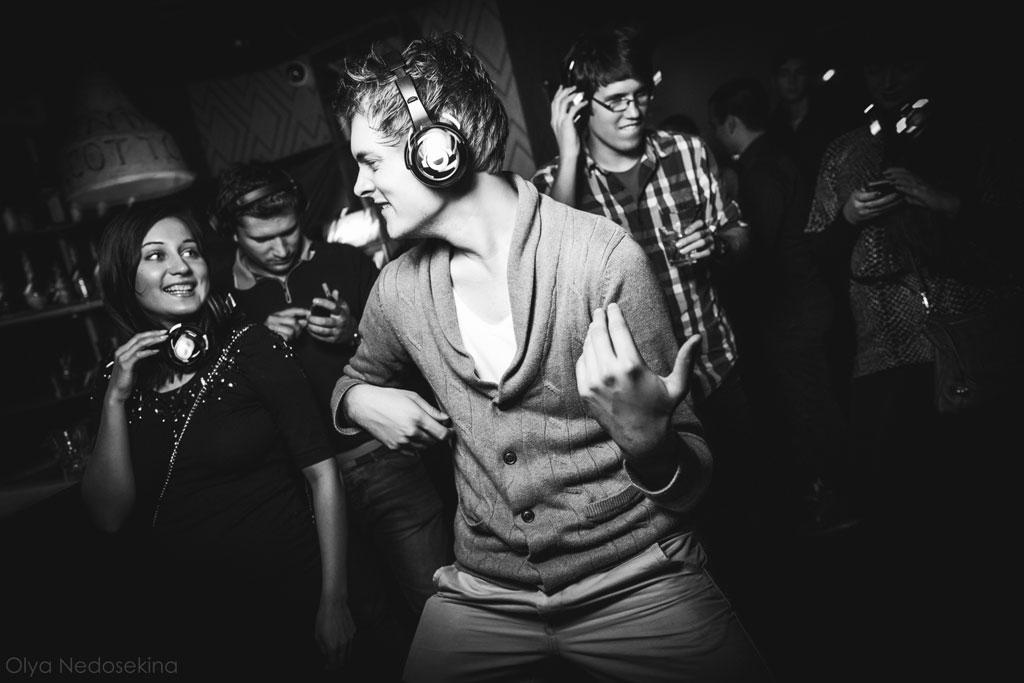 Silent Disco клуб в Ростове